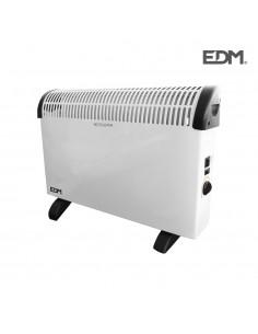 Convector de aire - modelo turbo - 2000w - edm