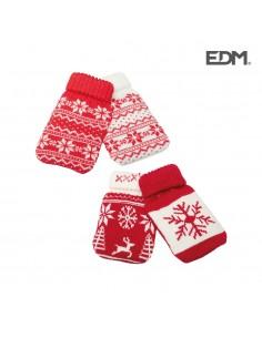 Pack 2  bolsas autocalentables -  con funda navideña - edm