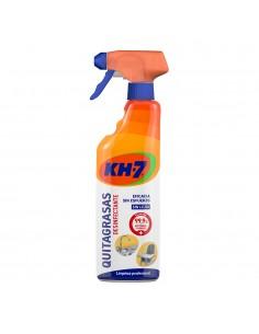 Kh-7 quitagrasas desinfectante 650 ml.