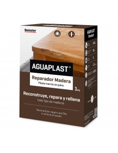 Aguaplast reparador madera 1 kg.