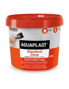 Aguaplast standard cima tarrina 500 gr.