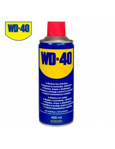 Aceite lubricante wd40 400ml