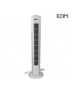 Ventilador torre oscilante 45w edm