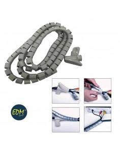 Comecables 2 m / 25mm bolsa polybag edm