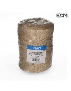 Hilo natural yute biodegradable 3 con bobina 750g/220m