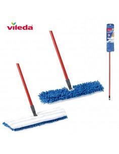 Mopa de microfibras flip mop 161575 vileda