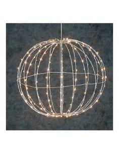 Bola decorativa con 300leds incorporados ip44 40cm