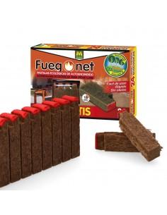 Pastillas de autoencendido - ecologicas - envase 16+8 unidades - fuegonet