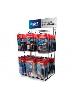 Expositor sobremesa loctite 62x36,4x21,5cm desde 439 euros