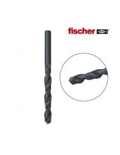 Broca metal hss-r din338 8,0x75/117 / 1k  fischer