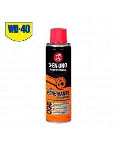 Super penetrante aflojatodo 250ml 3 en 1