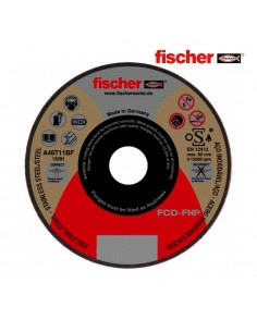 Disco fcd-fhp 115x1x22,23 inox fischer