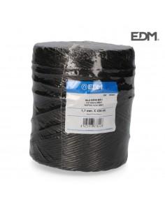 Hilo rafia 600/1 bobina 750 gm/420 mt negro