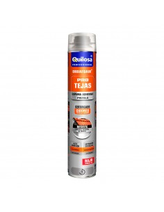 Orbafoam pro tejas rojo teja aerosol 750 ml quilosa