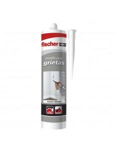 Masilla grietas blanca fischer 300ml
