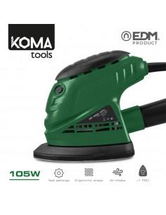 Lijadora tipo mouse 105w koma tools  edm
