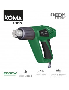 Decapador 2.000w koma tools edm