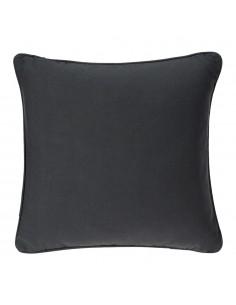Cojín color gris antracita 45x45cm