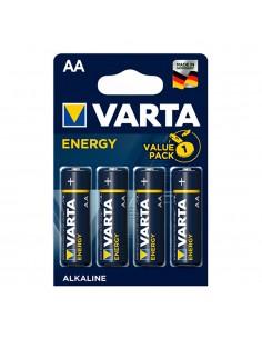 """S.of.  pila varta lr06 aa """"energy value pack""""  (blister 4 uni)"""