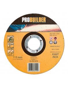 Disco de corte para metal 115x1,2x22,23mm