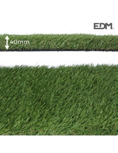 Cesped artificial graceful 40mm 1x5m edm