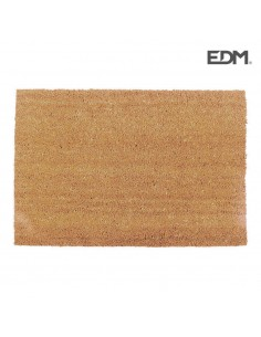 Felpudo umbral fibra coco 40 x 60 cm edm