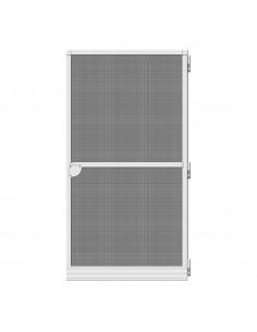 Puerta mosquitera abatible basic blanco 100x210cm