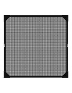 Mosquitera marco magnetico antracita 100x120cm