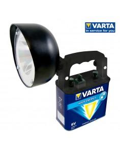 Linterna varta work light led 435 190lm