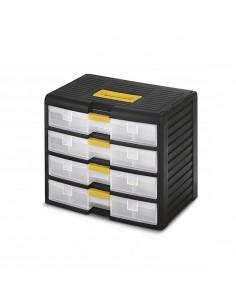 Cajonera storage con cierre 39,1x29x33,4cm