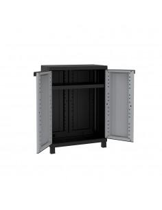 Armario de dos puertas twistblack680