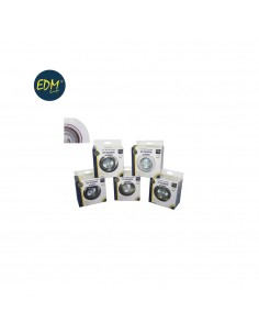 *ult.unidades* kit 12v-50w oscilante mod. profesional cromo mate
