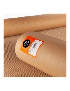 Carton ecologico  marron 0,9x10m