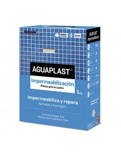 Aguaplast impermeabilizacion 1kg
