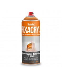 Spray fijador de fondos al agua 400 ml fixacryl