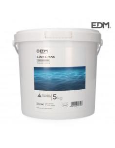 Cloro grano 5 kg fusion edm