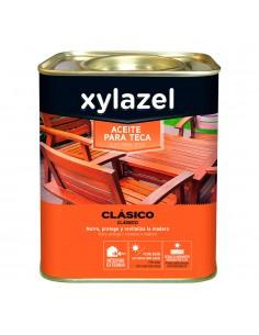 Xylazel aceite para teca incoloro 750ml
