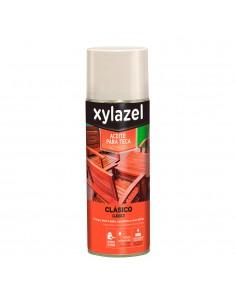 Xylazel aceite para teca spray color teca 400ml