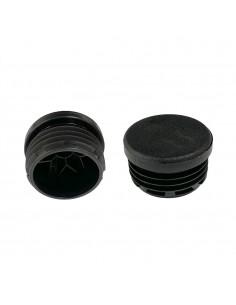 *ult.unidades*  contera interior redonda ø40mm negra