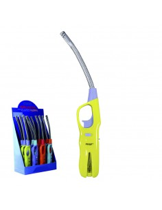 Encendedor cuello flexible recargable  euro/u