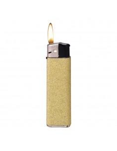 Encendedor modelo glitter colores surtidos euro/u