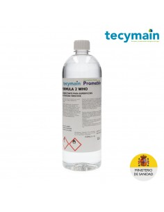 Bactericida virucida 1l 2who tecymain