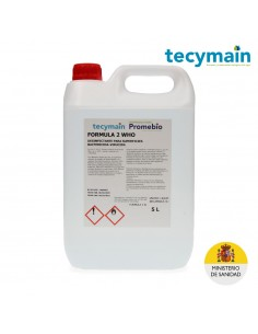 Bactericida virucida 5l 2who tecymain