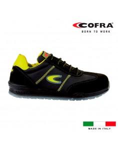 Zapatos de seguridad cofra owens s1 talla 42