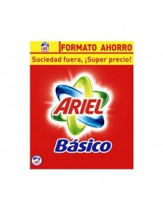 Ariel polvo basico 60 dosis