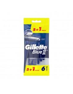 Gillette blueii fija pack  5+1