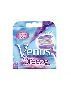 Gillette venus rec breeze pack 4