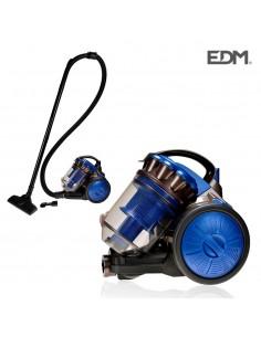 """Aspiradora multiciclonico - clase """"a"""" - 700w - 2,5 litros - edm"""