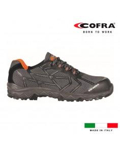 Zapato de seguridad cofra cyclette black s1 p src talla 38