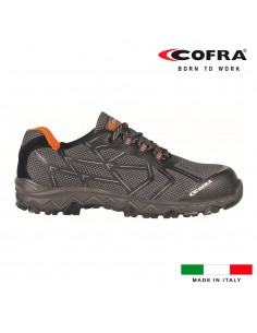 Zapato de seguridad cofra cyclette black s1 p src talla 42
